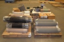 4 PALLETS OF ASSORTED CONVEYOR