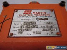 ITALVIBRAS CD 36-450 MARTIN ELE