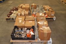 3 PALLETS OF ASSORTED SWITCHGEA