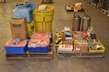 2 PALLETS OF ASSORTED SAFETY EQ