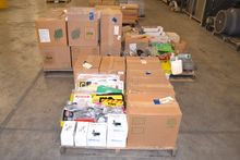 3 PALLETS OF ASSORTED SAFETY EQ