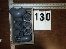 GRAY PVC SCH 80 PIPE FITTINGS
