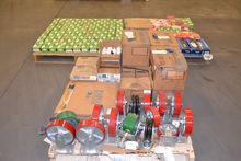 3 PALLETS OF ASSORTED HARDWARE