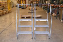 LOT OF 2 TILT AND ROLL COTTERMA