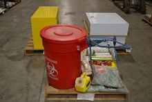 3 PALLETS OF ASSORTED SAFETY AN