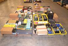 4 PALLETS OF ASSORTED ELECTRICA