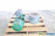 FISHER STEEL FLANGED 300 CONTRO