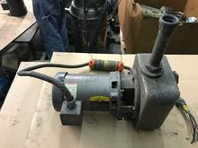 PRICE PUMP AND MOTOR