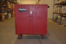 DAYTON 2-DOOR ROLLING JOB BOX