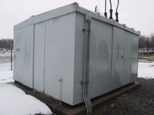 SUBSTATION POWER UTILITY SHED F