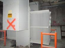 GENERAL ELECTRIC 5600KVA 14.4 K