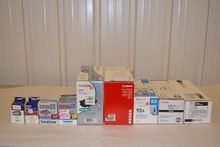 LOT OF ASSORTED OFFICE SUPPLIES