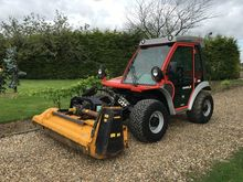 REFORM H6X BANK FLAIL MOWER