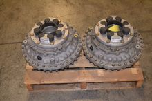 LOT OF 2 VOITH TURBO COUPLINGS