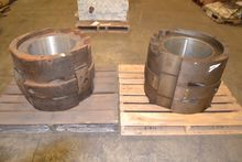 LOT OF 2 ASSORTED STEEL BEARING