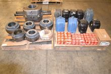 2 PALLETS OF ASSORTED BEARINGS