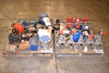 2 PALLETS OF ASSORTED VALVES AN