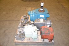 1 PALLET OF ASSORTED GEARBOXES