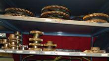 UNION GEAR Bronze Worm Gear