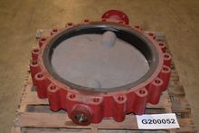 WECO 24 IN BUTTERFLY VALVE, FLA