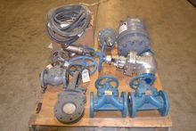 1 PALLET OF ASSORTED VALVES AND
