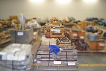 13 PALLETS OF ASSORTED HARDWARE