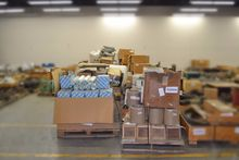 26 PALLETS OF MISCELLANEOUS IND
