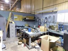 FABRICATION ROOM SHOP AND ALL C