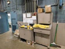 SHELVING AND CONTENTS BOILER RO