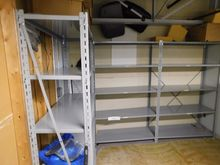 ELECTRONIC SUPPLY SHELVING