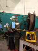 ACETYLENE TORCH W/ CART AND HOS