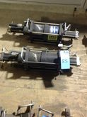LOT OF (2) HASKEL GAS BOOSTERS,