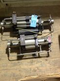 LOT OF (2) MAXIMATOR GAS BOOSTE