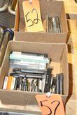 LOT-TAPS AND REAMERS IN (2) BOX