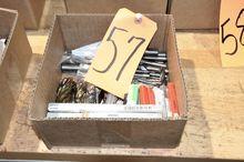 LOT-CARBIDE CUTTERS IN (1) BOX