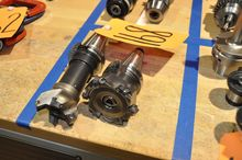 LOT-(2) ERICKSON CAT 40 TOOL HO