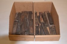 LOT OF ASSORTED FLANGE AND SET