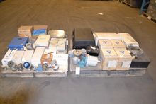 2 PALLETS OF ASSORTED INSTUMENT