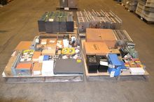 4 PALLETS OF ELECTRICAL CONTROL