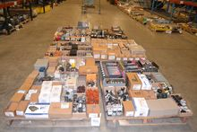 6 PALLETS OF ASSORTED ELECTRICA