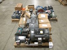 3 PALLETS OF ASSORTED AC ELECTR