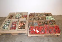 2 PALLETS OF ASSORTED SAFETY AN
