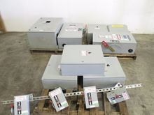 3 PALLETS OF ASSORTED ELECTRICA