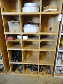 SHELVING & CONTENTS: FUSES,