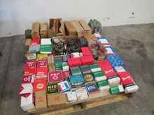 1 PALLET OF ASSORTED BEARINGS 1