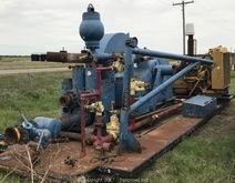 EMSCO D550 Duplex Mud Pump #001