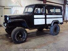 1950 Jeep Station Wagon #0031