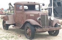 1937 Tow Truck #0008