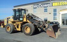 Caterpillar IT38G II Wheel Load