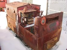 Clayton 3.5 Ton Locomotive B80-